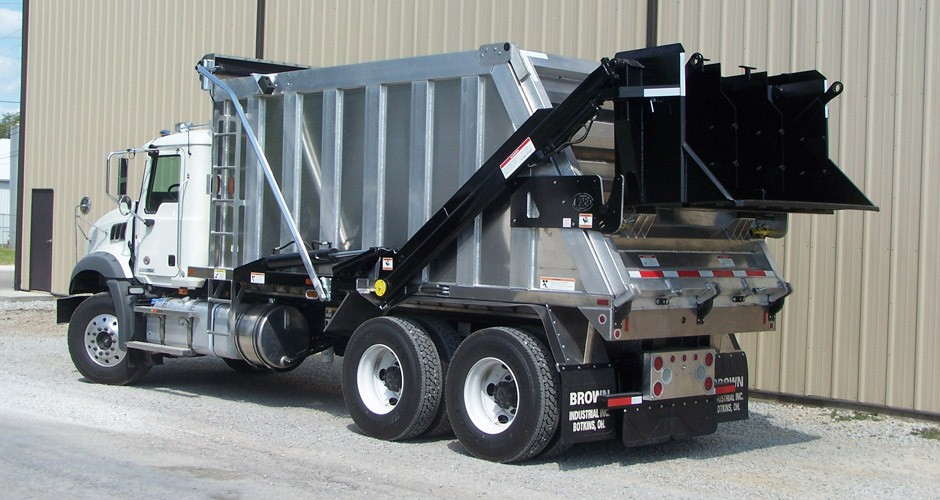 Bucket Bodies And Trailers Brown Industrial Inc